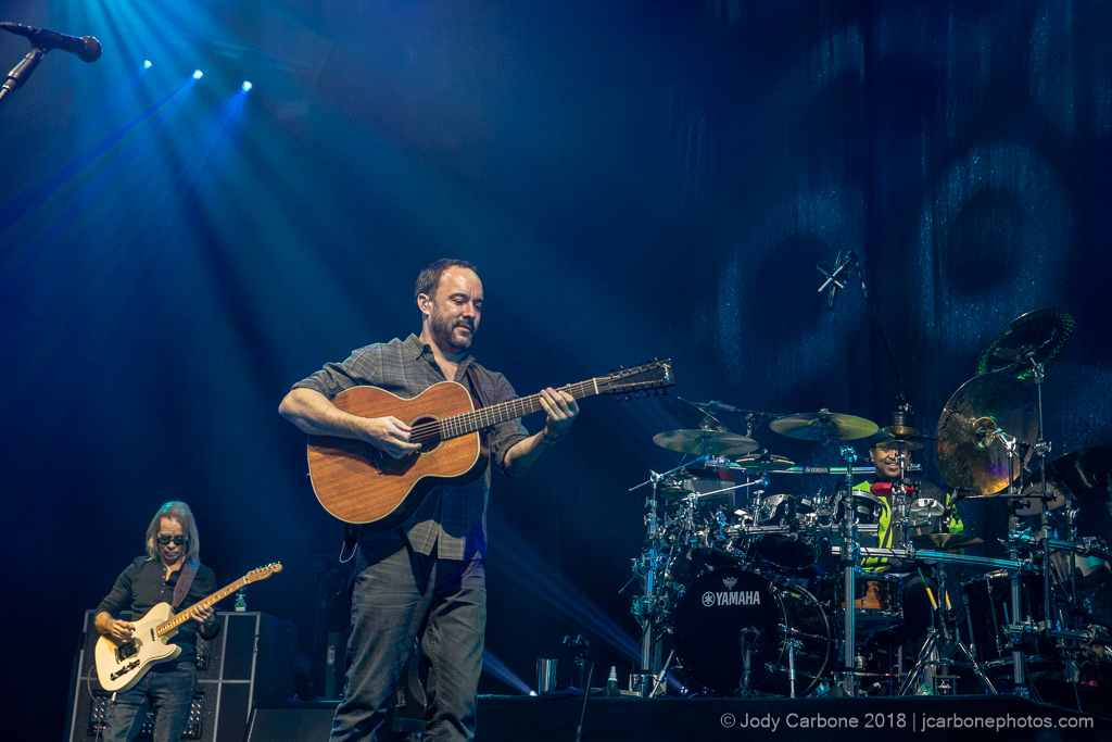 Dave Matthews Band, John Paul Jones Arena Charlottesville VA