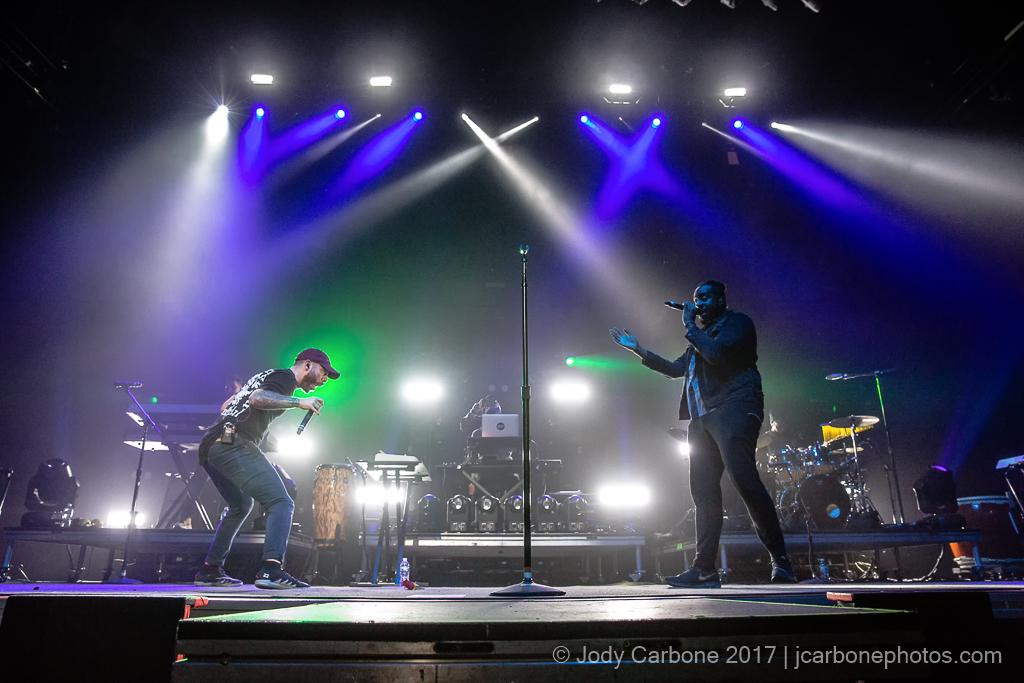 Jon Bellion John Paul Jones Arena 01.22.2017