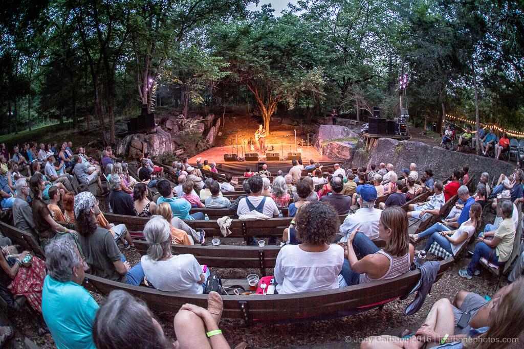 Jordan Tice opening for Furnace Mountain at Lime Kiln Theater Lexington VA 08.13.2016