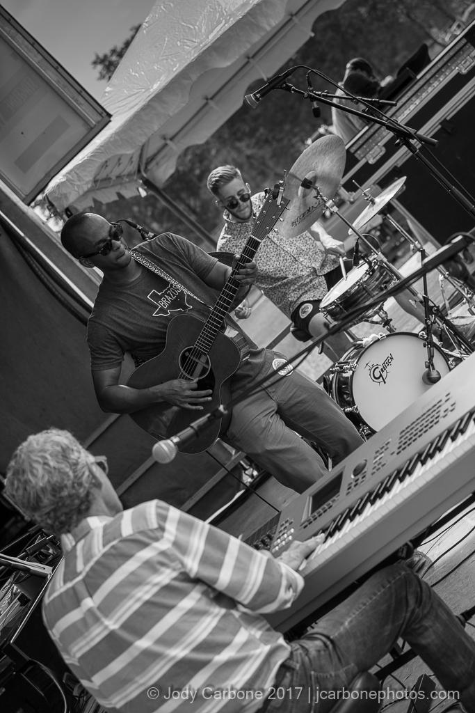 Michael Coleman Band Infinity Downs Farm 04.29.2017