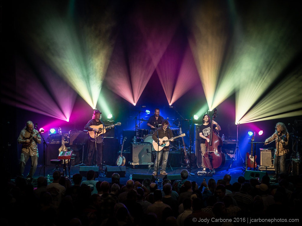 Railroad Earth - The Jefferson Theater, Charlottesville VA 09.30.2016