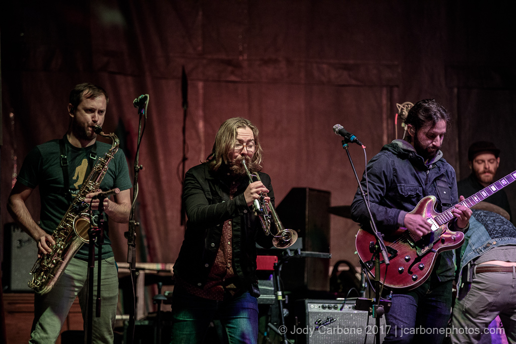 The Revivalists perform at Infinity Downs Farm for Earth Day 2017 celebration 04.22.2017