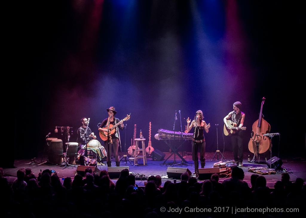 Rising Appalachia The Jefferson Theater 03.24.2017