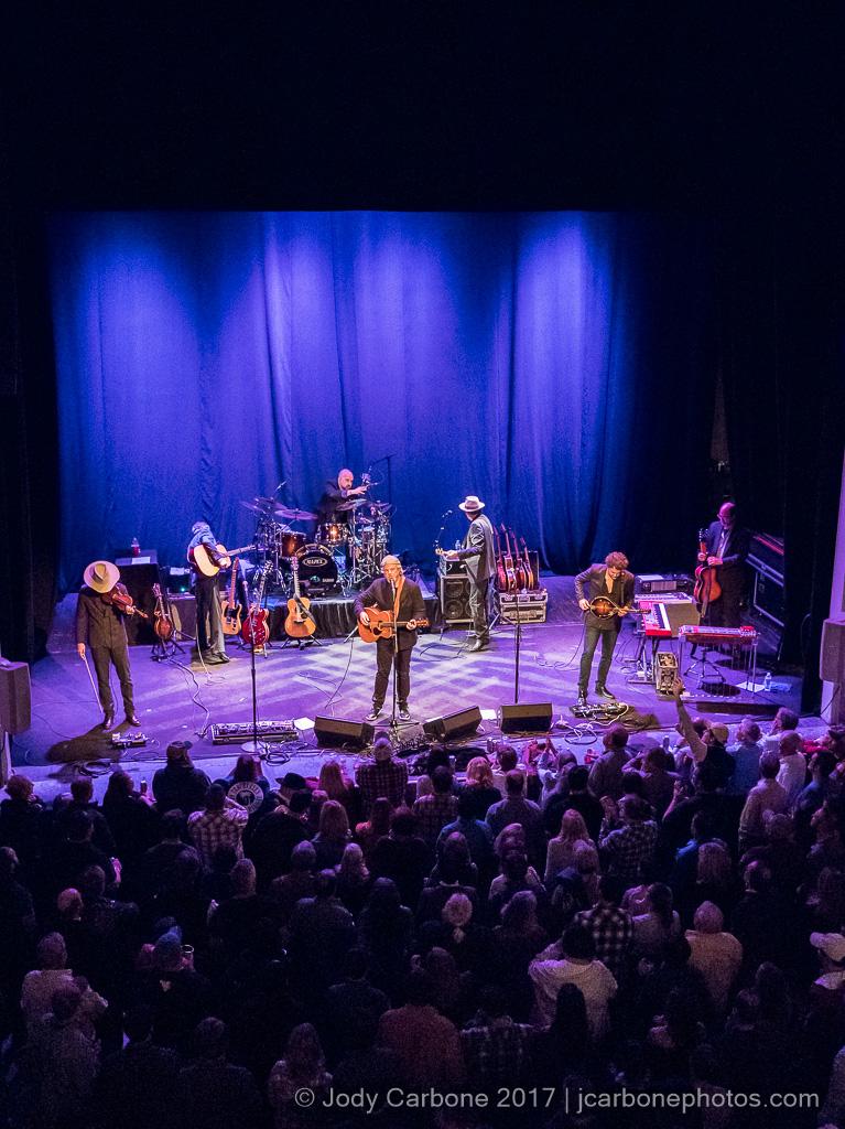 Robert Earl Keen The Jefferson Theater 03.19.2017