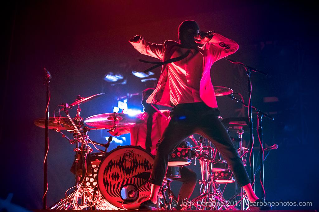 Twenty One Pilots John Paul Jones Arena Charlottesville VA 01.22.2017