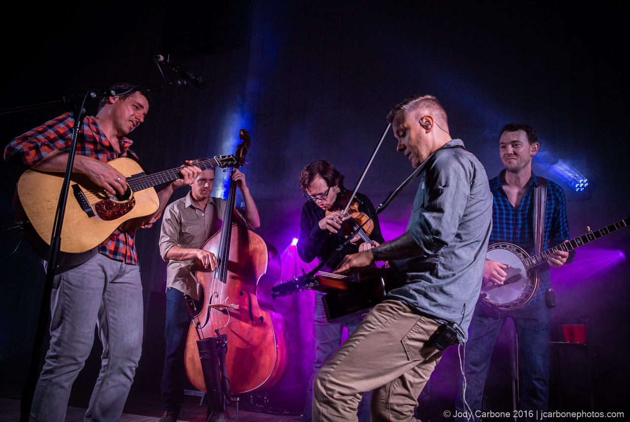 The Infamous Stringdusters Lime Kiln Theater 06.05