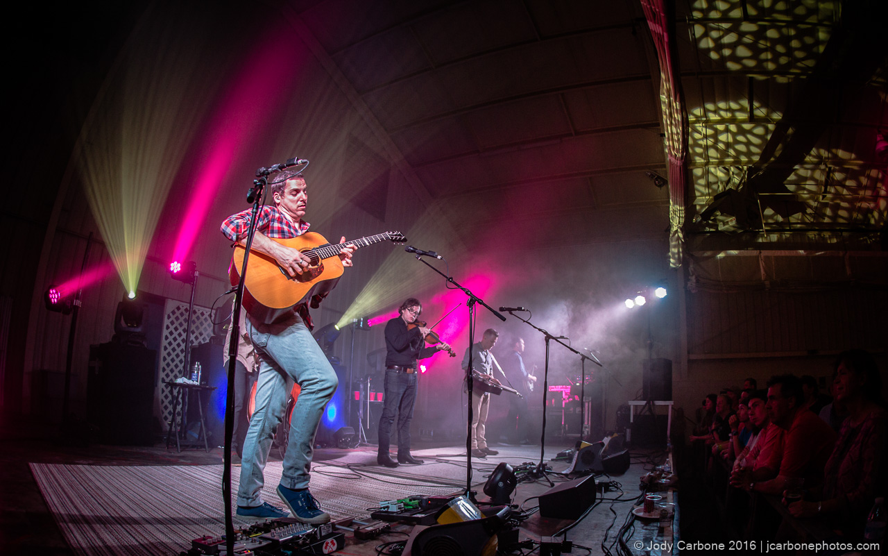The Infamous Stringdusters Lime Kiln Theater 06.05.2016